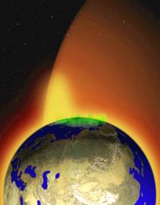 earthquake lights lightning orbs electromagnetic