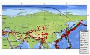 International Earthquake and Volcano Prediction Center IEVPC Kamchatka russia siberia