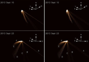 Immanuel Velikovsky comets are asteroids