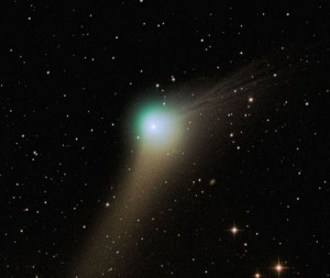 electric comet tails theory theories eu ions dust