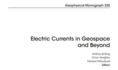 Electric Currents in Geospace and Beyond book review