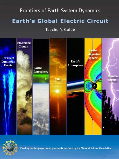 Frontiers of Earth System Dynamics: Earth's Global Electric Circuit Teacher's Guide