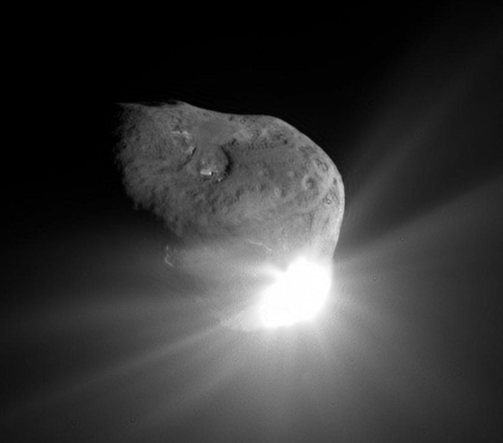 electric universe theory evidence experiments asteroid discharge