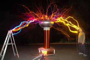 electric universe theory evidence experiments list