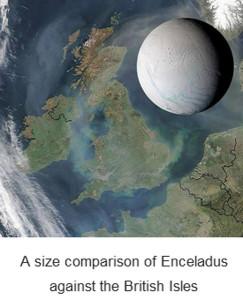 Enceladus wobble puzzle mystery orbit changes rotation