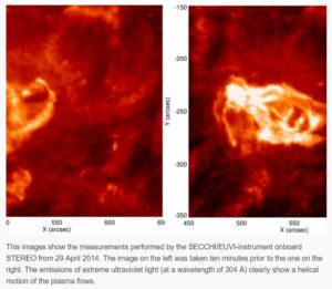 3He coronal mass ejections iron helium-3