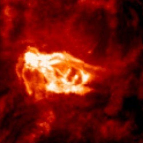 element transmutation coronal mass ejections