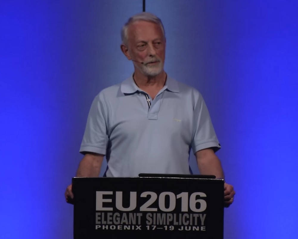 EU 2016 Electric Universe conference review Wallace Thornhill Dave Talbott