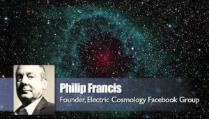 electric universe theory eu meeting talk london england uk philip frances