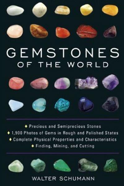 Gemstones of the World book Electric Universe theory geology EU