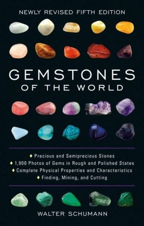 Gemstones of the World book review Walter Schumann
