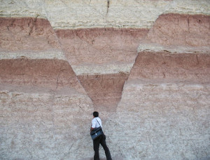 Horst Graben faults Iran geology