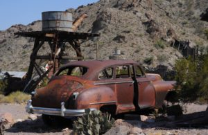 gold mine ghost towns Techatticup Arizona