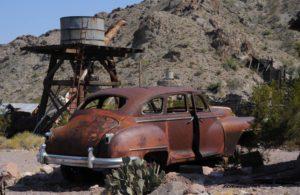 gold mine ghost towns Techatticup Arizona