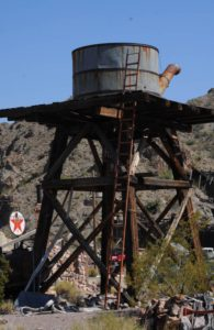 old gold mining towns