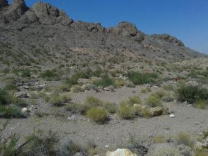 gold mine areas Arizona EU theory geology tour