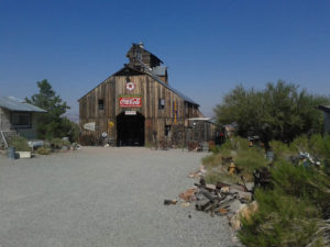 gold mine ghost towns Arizona