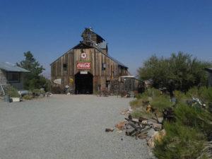 gold mine ghost towns Arizona