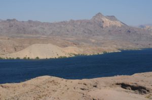 EU theory geology tour Virgin River Lake Mead