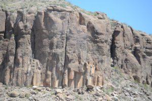 basalt at Kingman Arizona
