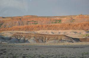 Electric Universe theory geology tour Vermilion Cliffs