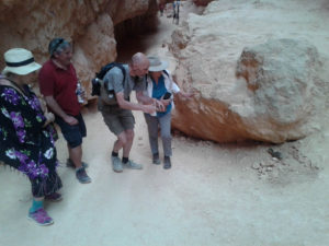 Electric Universe geology tour Bryce Canyon
