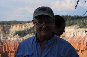 Electric Universe geology tour Bryce Canyon Bruce Leybourne