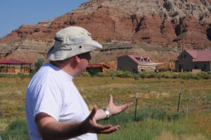 Andreas Otte geology tour