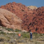 Electric Universe geology tour Red Rock Canyon