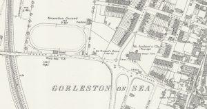 Gorleston Saint Bennett's Cross