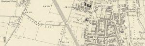 Norfolk & Suffolk Joint Railway St Clement's Cross England's Lane Gorleston