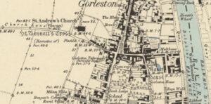 St. Bennett's Cross, Gorleston