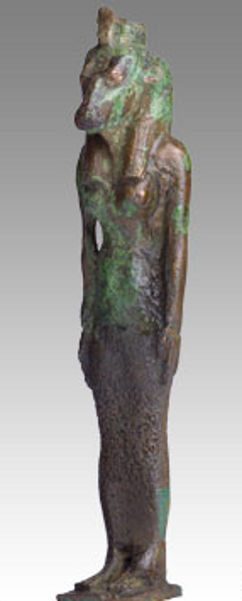 Hathor cow goddess Egyptian