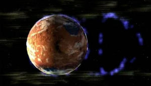 how did mars lose atmosphere mystery