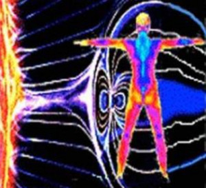 human electromagnetic evolution evidence theory