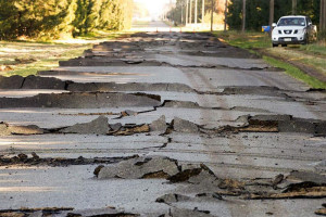 intraplate earthquakes tremors shocks