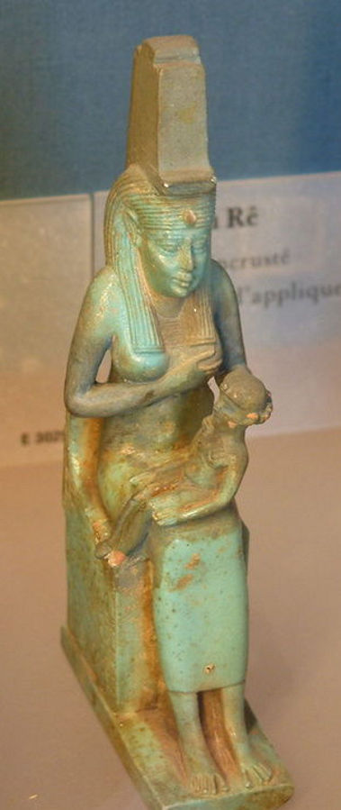 isis nursing hathor