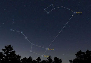 magnetic reversal earth north star big dipper