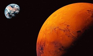 would martian humans be earth humans?