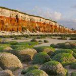 norfolk flint concretions rocks boulders