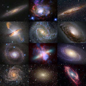 orbital resonance council of giants galaxies
