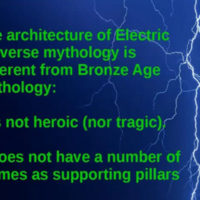 Paradigm Shift: Bronze Age Mythology to Electric Universe David Avery EU theory video plams