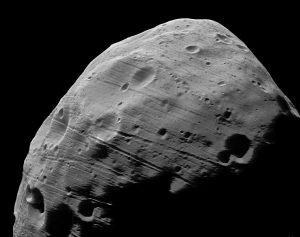 phobos reaccretion moon asteroid mars