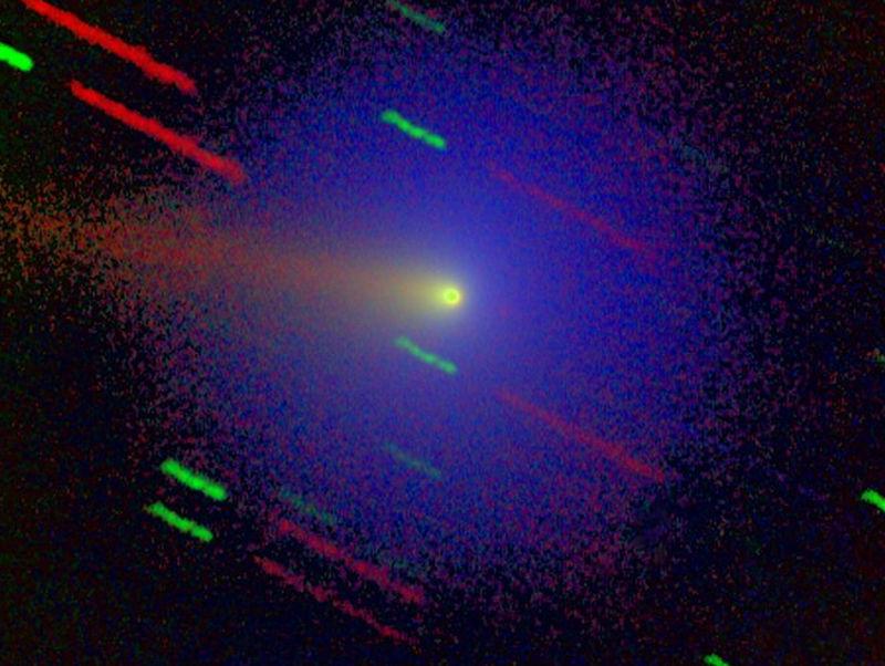 Piscids meteorites shower puzzle origin