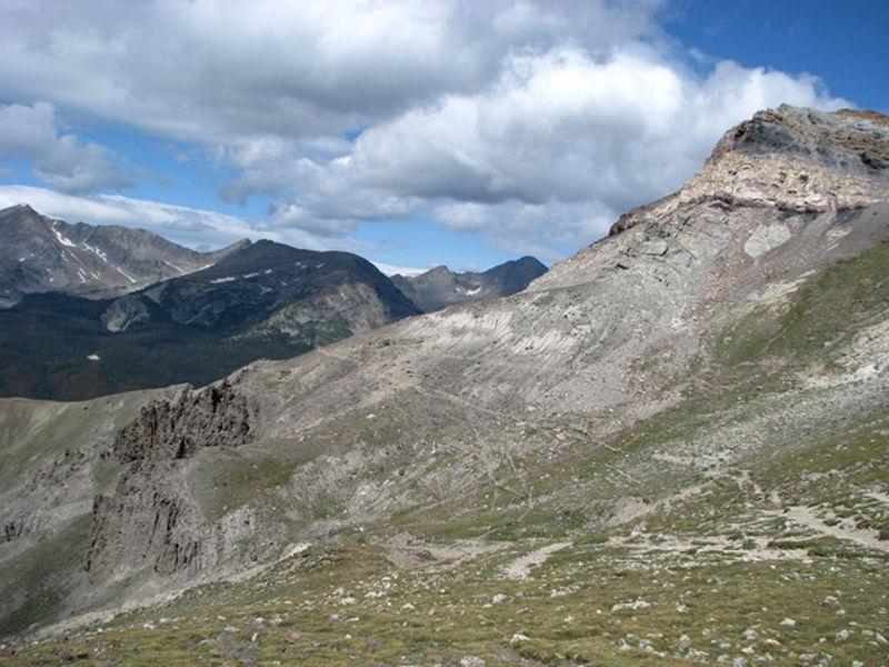 pitchstone 7 specimen mountain never summer range volcanic glass