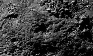 planetary geomorphology earth mars pluto volcanoes