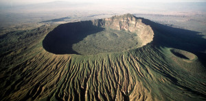 planetary geomorphology geology features volcanoes