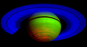 planets radiate energy saturn mystery