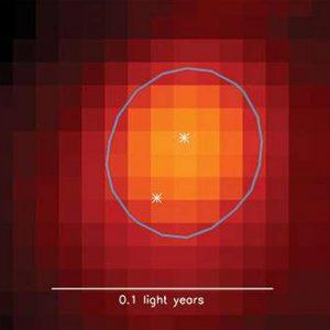 plasma universe all stars born binary stars