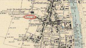 Gorleston's Pound Lane and pinfold enclosure